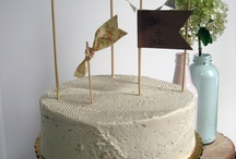 The wedding cake / Wedding cakes can come in all shapes,sizes, colours and flavors and tasting them all is the best job on your wedding list