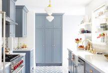 Art Deco/ French provincial kitchen/bathroom