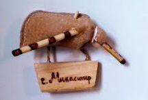 Магнити Gerganov woodcraft