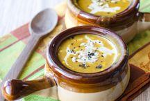 Soups / by Cassandra Wilson