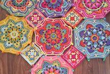Persian Tiles crochet
