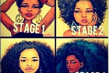 Afro hair, YES!! / Love My african roots!!!  since 2014 with natural hair!!!take care of your  hair