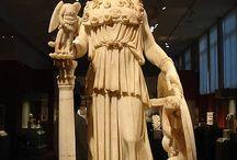 Athena related / Parthenon parthenos and more