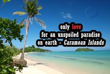 Caramoan Islands, Philippines / Pictures from the beautiful Caramoan Islands