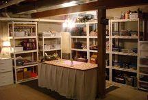 Operation organize basement / by Rory