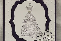 Craft Inspo - Zum Schönsten Tag/Love&Laughter / Crafts with Stamps of Stampin' Up!