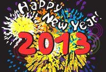 Happy New Year- 2013