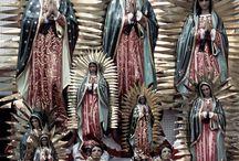 Dia de Los Muertos /MEXICAN/LADY OF GUADALUPE