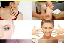 Castor oil / Skin