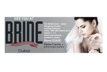The BRIDE show Dubai 2015