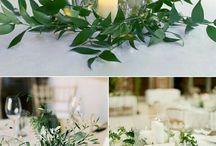 Greenery for flower arrangements
