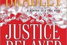 Justice Delayed, Memphis Cold Case Novel