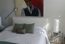 Purposeful Master Suites / Industrious Interiors' completed master retreats.