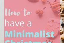 Minimalist Goals