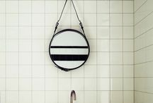Bad / Inspiration til indretning af badeværelset
