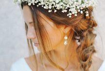 Gypsophelia crown