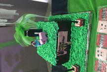 Minecraft / Birthday party