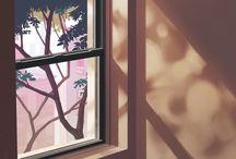 Pencere Önünde Hayat