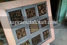 Copper ArtWork Batik