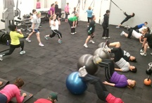 Group Fitness Classes  / We offer Total Body Strength and Metabolic Classes Daily!