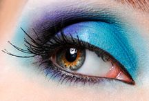 eyes / eye-grabbing eyes, eye makeup