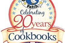 20 Years of Cookbooks! / We can't believe it's been 20 years since our very first cookbook was published! This is a little scrapbook of some of our memorable moments throughout the years.  / by Gooseberry Patch