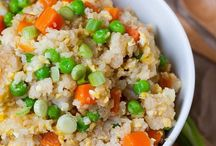 Gesund Kochen - Vegetarische und vegane Rezepte / Gesund Kochen - Vegetarische und vegane Rezepte: Paprika, Kartoffeln, Reis, Nudeln, Süßkartoffel, Tomaten, Mozzarella, Low fat, Low carb, No fat, No carb, Fettarm, light, Zucchini, Mais, Bohnen, Salat
