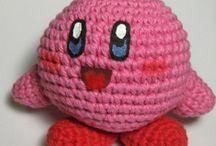 kirby crochet