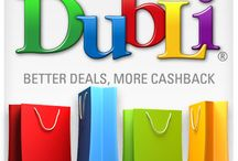 Cashback shopping / Get Cashback on ALL your online shopping.