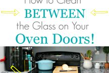 oven cleaning hints