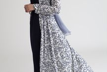 Hijabi Fashion / Modesty meets fashion....