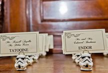 StarWars Wedding