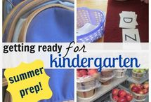Kindergarten / by Erica Pountain Griffith