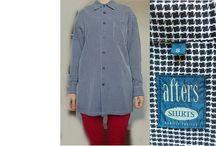 Vintage Men's Long Sleeve Shirts