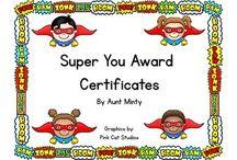 Awards Certificates