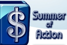 Easy Biz Telesummit: Summer Action School for Coaches /  Join us July 9-13th for Summer ACTION School for Coaches - free event.  Get what YOU need to grow your coaching biz this summer from the Easy Biz Telesummit.  http://easybiztelesummit.com / by Janet Slack