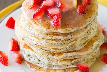 Pancakes! / Pancake recipes for every weekend! / by Aggie's Kitchen