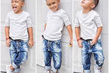 moda dzieci