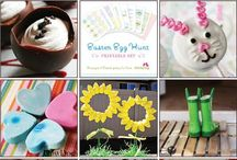 Easter Holiday Ideas / by Kathy