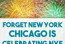 New Year's in Chicago