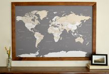 GIFTS FOR TRAVELERS: Handmade Holiday Gift Guide 2013 / Gifts for travelers.