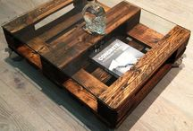 Coffee table - outdoor