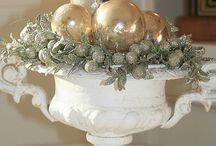 Christmas silver bowl ideas