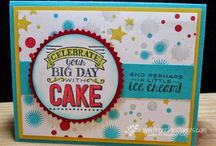(Big Day) stampin up / by Tammey Tilton