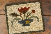 Rug Hooking Patterns / by Jennifer Williams