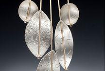 silver art jewellery