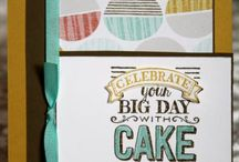 Stampin' Up! - Big Day / by Kim Miller
