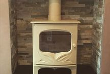 Customer's New Stoves / Customer's new stoves, some 'befores' some 'afters' and some inspiration if you're thinking about remodelling.