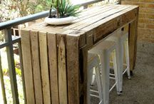 All you can do with pallets / Pallets Recycle idea