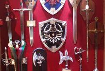 The Legend Of Zelda's Weapons